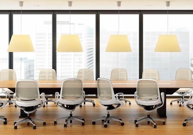 Sillas de oficina Okamura
