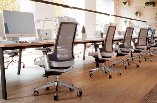 Espacios de trabajo equipamiento integral de oficinas for Uno e oficinas