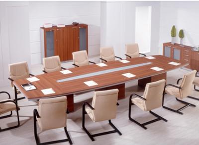 Mesas de reuniones el elemento clave para el buen for Mesa de reuniones