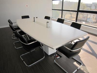 Mesas de reuniones: El elemento clave para el buen funcionamiento de ...