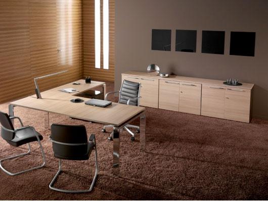 Mobiliario de oficina para despachos profesionales eqin for Fabricantes de mobiliario de oficina