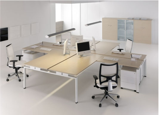 Mobiliario de oficina para despachos profesionales for Mobiliario para oficina