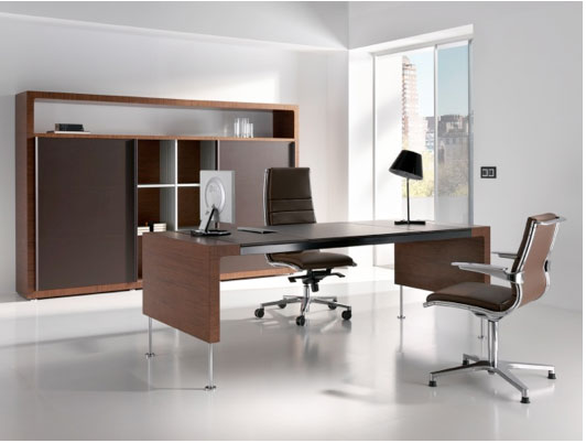 Muebles de oficina para abogados equipamiento integral for Oficinas de abogados modernas
