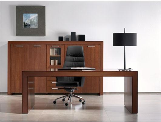 Elegantes Escritorios De Oficina Modernos.Muebles De Oficina Para Abogados Solida Equipamiento Integral