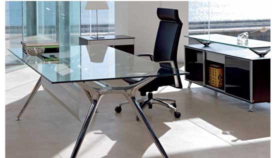 Mesa de oficina Arkitek, un ejemplo de diseño y calidad ...