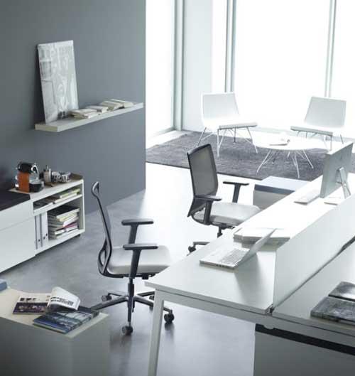 La silla de oficina sentis comodidad en estado puro for Silla sentis forma 5