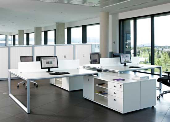 Mesa de oficina vital plus la sencillez hecha arte for Programa de diseno de oficinas