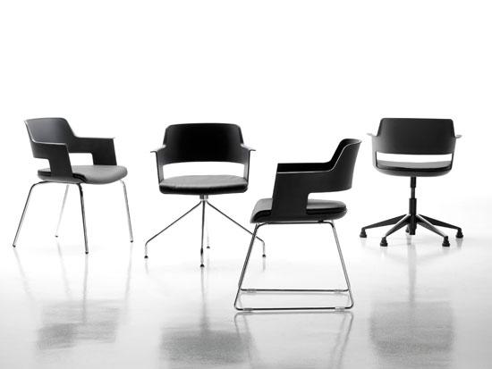 Sillas de oficina cappa ergonom a y dise o al mejor for Sillas de oficina precios