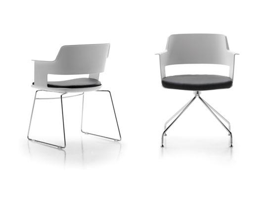 Sillas de oficina Cappa: Ergonomía y diseño al mejor precio - EQIN ...