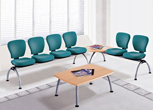 Salas de espera modernas para complementar la decoraci n for Muebles sala de espera