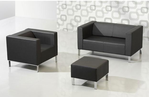 Salas de espera quatro eqin estudio mobiliario y for Sillones para oficina modernos
