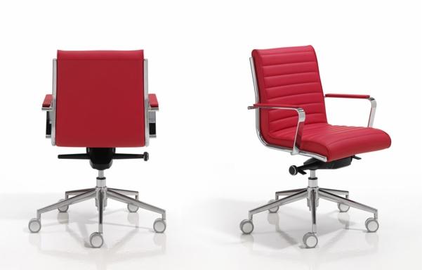 Sillas direccionales con puro dise o conoce la silla for Sillas despacho diseno