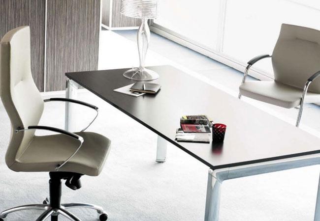 Sillas de oficina theus una original soluci n para los for Sillas de oficina profesionales