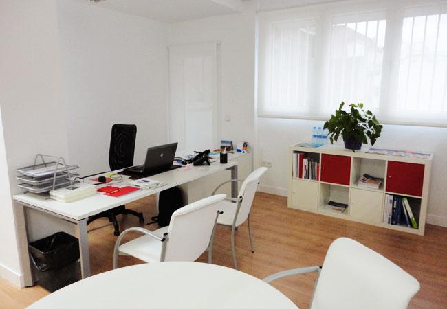 Las Renovadas Oficinas De Sefac Un Proyecto Decorativo Basado En El