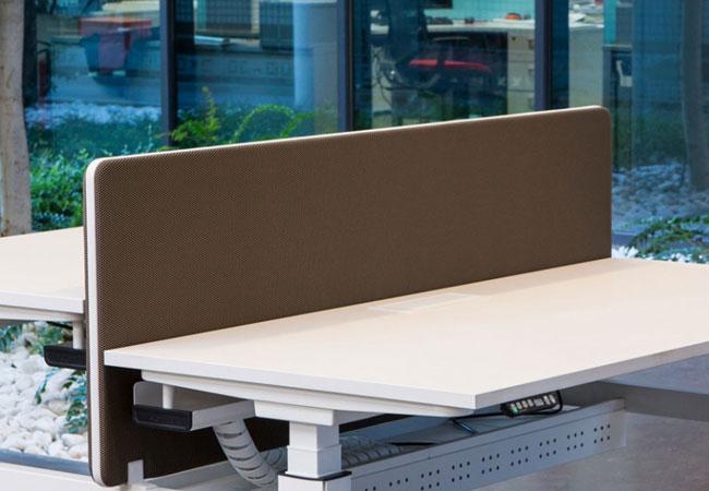 Los separadores fonoabsorbentes para mesas se confirman como una ...
