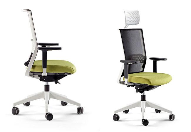 opciones de accesorios sillas de oficina stay