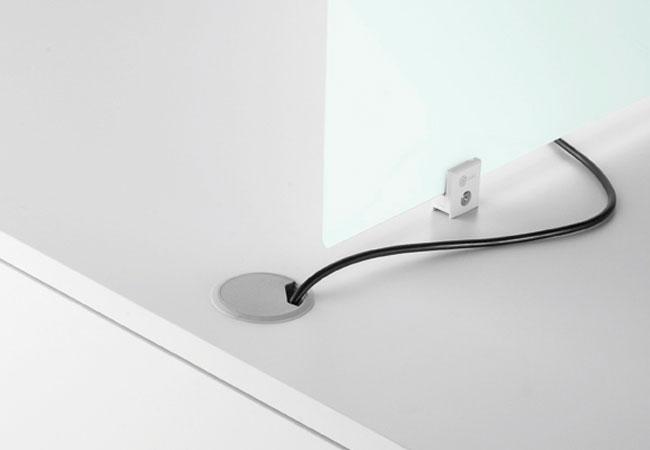 Ocultar los cables en la oficina, soluciones sencillas y ...