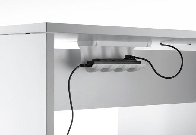 Ocultar los cables en la oficina, soluciones sencillas y prácticas ...
