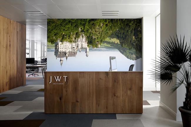 Conoce Las Divertidas Oficinas De Jwt En Amsterdam
