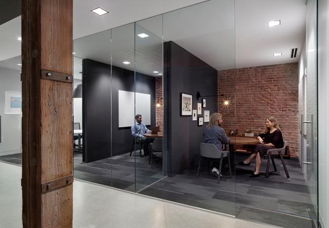 Tendencias de decoraci n de oficinas para 2016 espacios for Oficinas modernas 2016