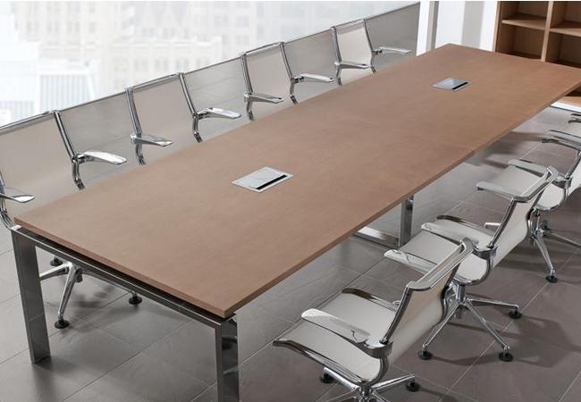 Muebles de oficina para abogados eqin estudio mobiliario - Mesas de despacho modernas ...