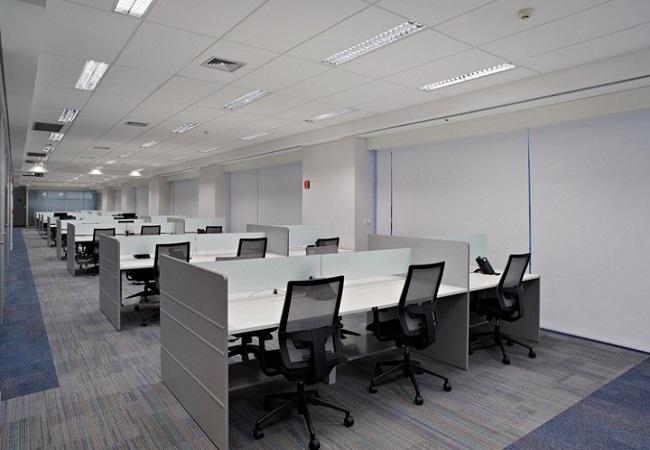Minimalismo la ltima tendencia en la decoraci n de for Oficinas modernas minimalistas