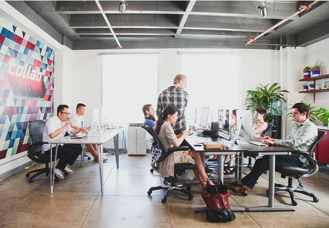 C mo ha cambiado el dise o de oficinas en las ltimas for Muebles de oficina concepcion