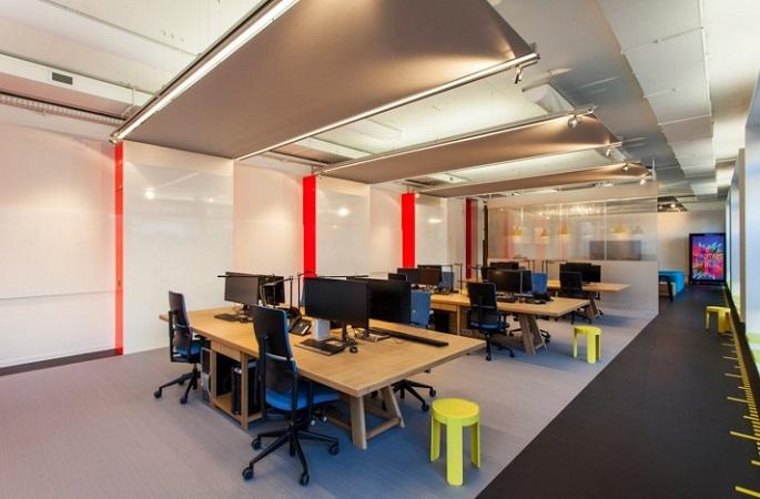 Minimalismo la ltima tendencia en la decoraci n de for Imagenes de oficinas minimalistas