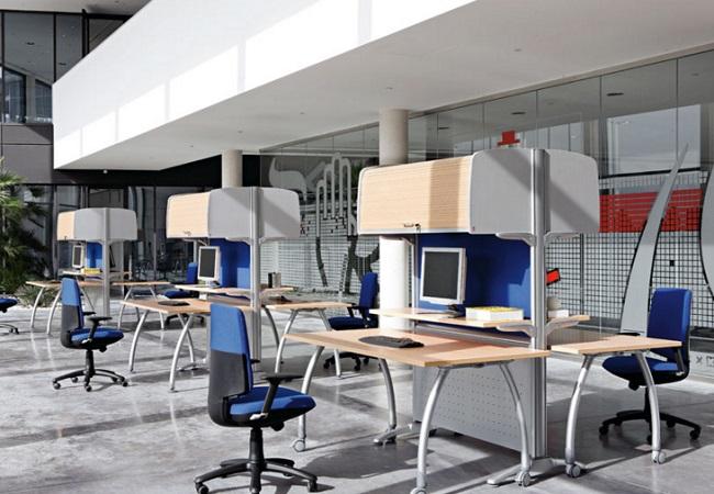 Saca el m ximo partido a tu lugar de trabajo con los for Que es mobiliario de oficina