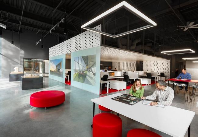 Reformas de oficinas coworking claves para equipar un for Arquitectura oficinas modernas
