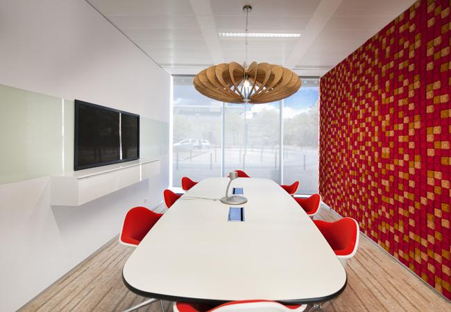 Sala de reuniones Microsoft