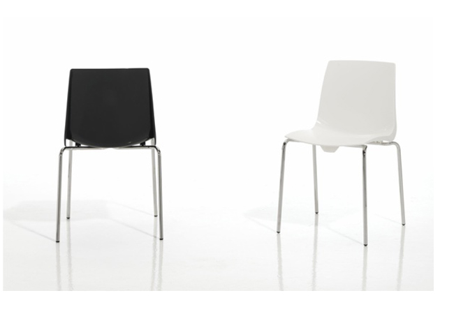 Selecci n de sillas de oficina polivalentes un modelo for Modelos de sillas para oficina