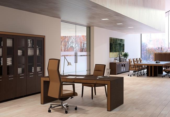 mesa de oficina belesa en ambiente