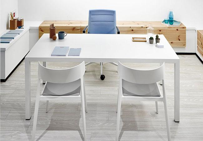hoy vamos a empezar por las mesas de oficina en blanco te presentamos modelos para tu nuevo diseo de oficina que te sern de gran ayuda