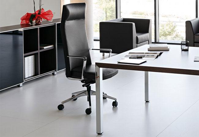 Tipos de sillas de oficina para tu espacio de trabajo for Tipos de sillas de oficina