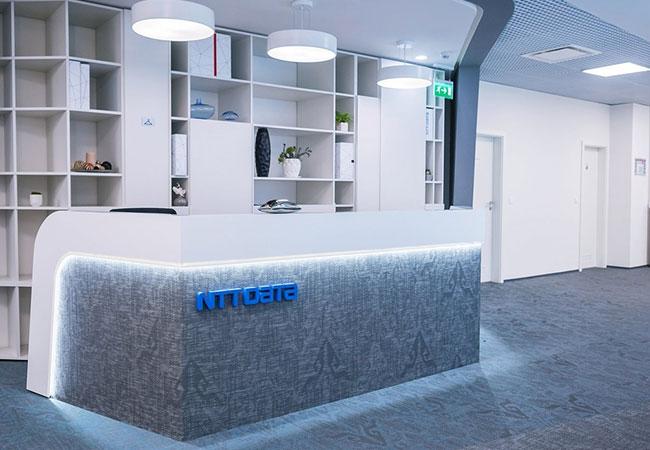 4 ideas para la creaci n de la recepci n de tu oficina for Recepcion oficina moderna