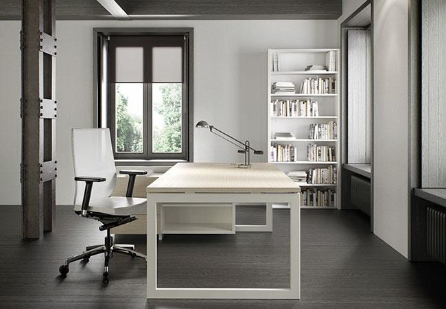 Silla de oficina eben ergonom a y dise o equipamiento for Mobiliario de oficina minimalista