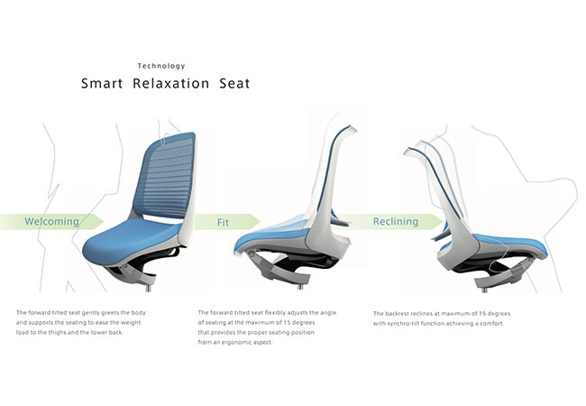 silla-de-oficina-luce-ergonomia