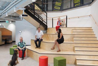 Le explicamos por qué las compañías invierten en el diseño de oficina