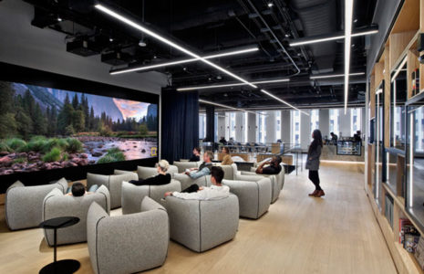 21 Century Fox Nueva York, unas oficinas de película