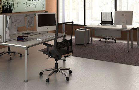 Mesas polivalentes de Oficina: Conoce la mesa Chic