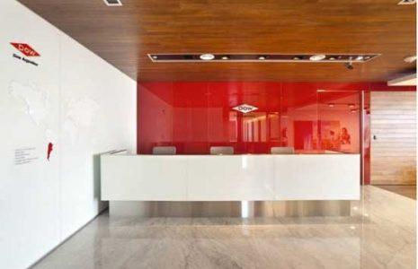 Pequeños espacios abiertos en la oficina, que no parecen tan pequeños