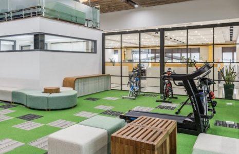 Ejercicio en la oficina: consejos para llevar una vida sana