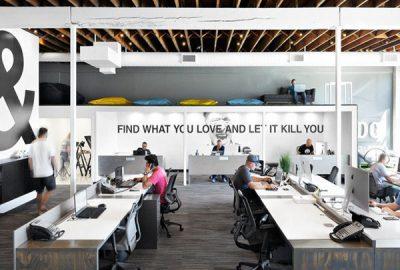 Ventajas y desventajas del estilo open space en la oficina