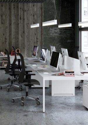 Mobiliario de oficina Adapta Plus