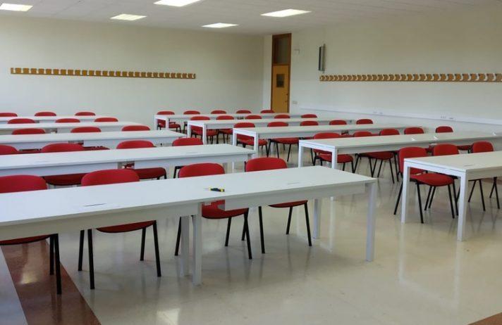 Aulas de formación para la Universidad