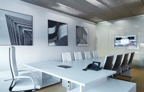 3 diseños interesantes para salas de reuniones