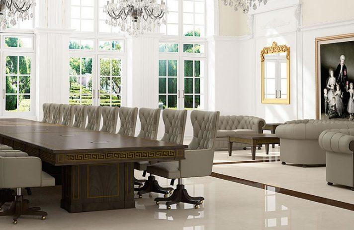 Sala de reunión Art&luxe