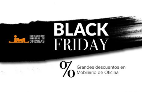 Black Friday en Equipamiento Integral de Oficinas