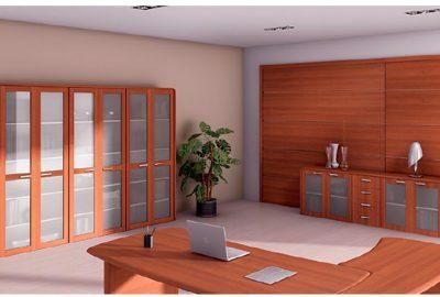 Nuevo mobiliario de oficina Benelux